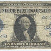 Image of Bill 3: 1927 bill front