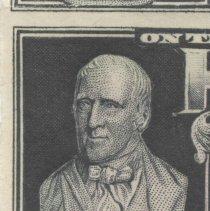 Image of detail john stevens bust