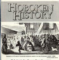 Image of Hoboken History, No. 2, Winter 1992. - Serial