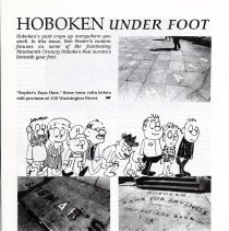 Image of pg 14 photo essay: Hoboken Under Foot