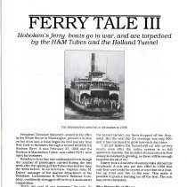 Image of pg 6 Ferry article, part III [three]; Hudson & Manhattan Railroad (tubes)