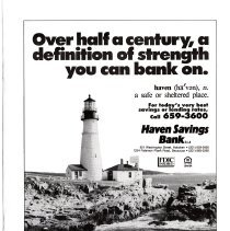 Image of pg 9 ad Haven Savings Bank