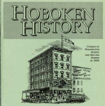 Image of Hoboken History, No. 3, Spring 1992. - Serial