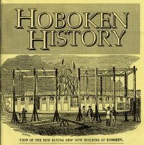 Image of Hoboken History, No. 4, Summer 1992. - Serial