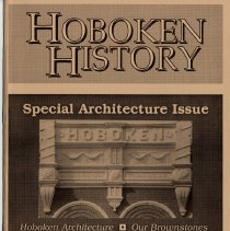 Image of Hoboken History, No. 5, Autumn 1992. - Serial