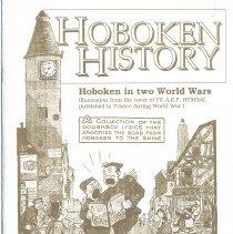 Image of Hoboken History, No. 10, 1994. - Serial