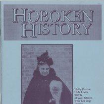Image of Hoboken History, No. 11, 1994. - Serial