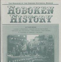 Image of Hoboken History, No. 12, 1995. - Serial