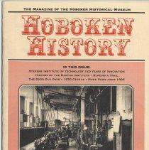 Image of Hoboken History, No. 13, 1995. - Serial