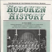 Image of Hoboken History, No. 15, 1996. - Serial