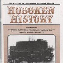 Image of Hoboken History, No. 16, 1996. - Serial