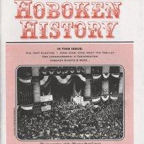Image of Hoboken History, No. 17, 1997. - Serial