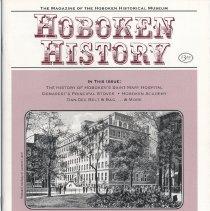Image of Hoboken History, No. 20, 1997. - Serial