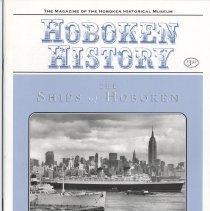 Image of Hoboken History, No. 23, 1999. - Serial