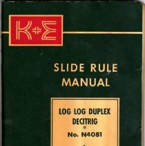 Image of manual - cover