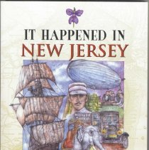 Image of It Happened in New Jersey. - Book