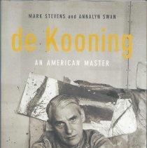Image of de Kooning: An American Master. - Book