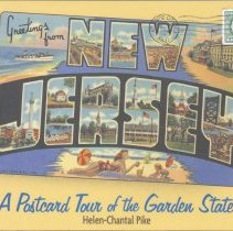 Image of Greetings from New Jersey: A Pictorial Tour of the Garden State. - Book