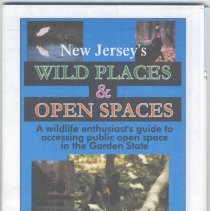 Image of Map: New Jersey's Wild Places & Open Spaces. Distributed by NJ Division of Fish, Game & Wildlife. Map copyright 1999. Distributed as labeled 2002-2004 - Map