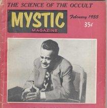 Image of Mystic Magazine. February 1955. Issue No. 8. - Periodical