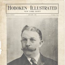 Image of Hoboken Illustrated. New York Dawn, Special Edition, January, 1909. - Souvenir