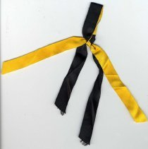 Image of ribbon tie