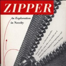 Image of Zipper: An Exploration in Novelty. - Book
