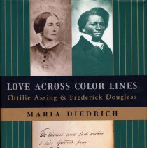 Image of Love Across Color Lines: Ottilie Assing and Frederick Douglass. - Book
