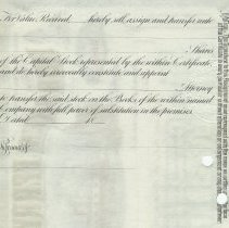 Image of reverse printed detail