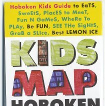 Image of Kids Map Hoboken. Published by Hoboken Historical Museum, 2006. - Map