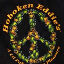 Image of T-shirt: Hoboken Eddie's, A Lil Pain, A Lota Pleasure. - Shirt