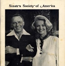Image of Broken run of 8 numbers in 7 issues of Sinatra Society of America quarterly magazine. Issues numbered 21, 22, 25, 26, 27, 29-30, 31 from 1981-1983. - Magazine