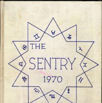 Image of Yearbook, The Sentry 1970. Published by the Seniors, '70, Stevens Academy, Hoboken, New Jersey. - Yearbook
