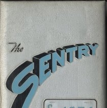 Image of Yearbook: The 1954 Sentry. Assembled by the Senior Class. Stevens Hoboken Academy, Hoboken, New Jersey. - Yearbook