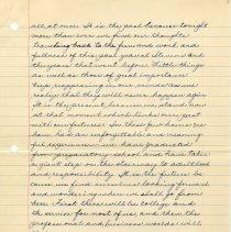 Image of manuscript pg 5 of 6