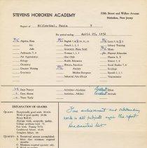 Image of report Apr. 25, 1952