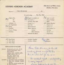 Image of report May 29, 1953