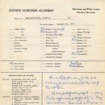 Image of report Jan. 31, 1955