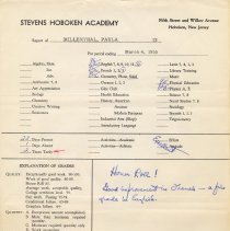 Image of report March 4, 1955