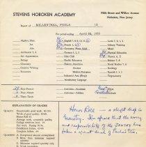 Image of report Apr. 22, 1955