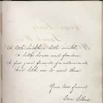 Image of 43 1880 Eva Elkins