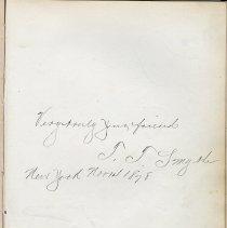 Image of 45 1878 T.T. Smythe
