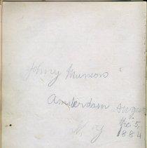 Image of 48 1884 Johnny Munson