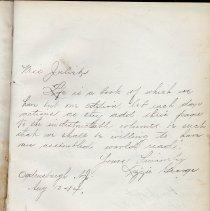 Image of 79 1884 Lizzie George