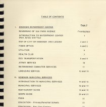 Image of pg [ii] table of contents