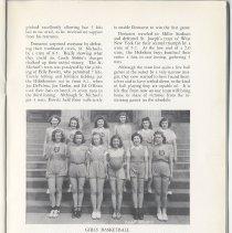 Image of pg 39 photo Girls' Basketball Team