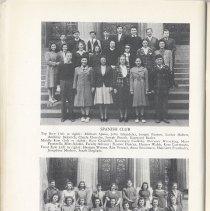 Image of pg 52 photos: Spanish Club; Opera Club