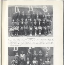 Image of pg 55 photos: Chess Club; Naturalist Society