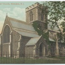 Image of Postcard: Holy Innocents Church, Hoboken, N.J. No date, circa 1907-1914; unposted. - Postcard