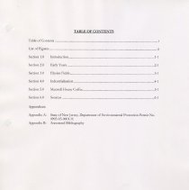 Image of pg i table of contents